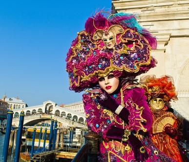 Karneval – chvíľkový únik z reality