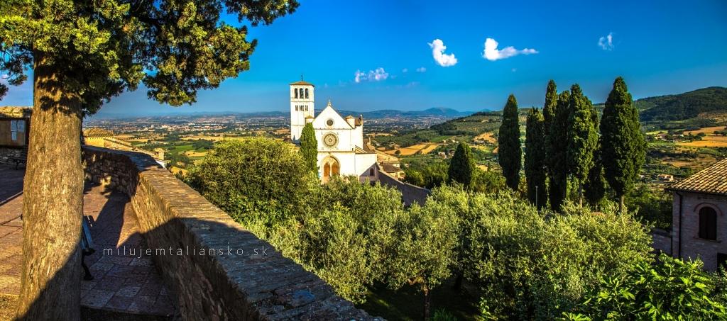 Mystické Assisi
